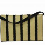 Genuine Leather Multi Color Crossbody bag for girls-2144-back