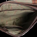 leather messenger bag-MN9051-inside