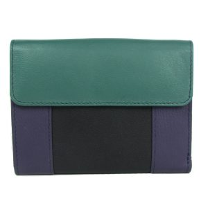 Multi purpose leather wallet for girls-614570 back