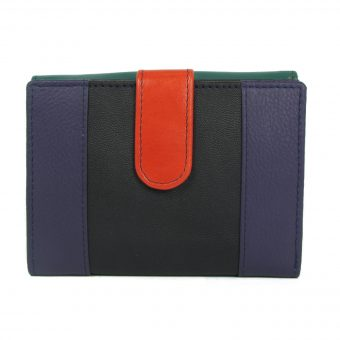 Multi purpose leather wallet for girls-614570 front