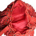 Designer Drawstring Handbag For Girls-NS-001 inside (leathermanfashion)