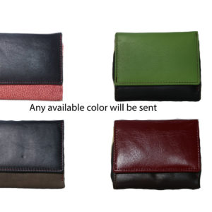 leather wallet for girls