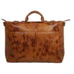 Genuine Leather Laptop Bag 2058 front (leathermanfashion)