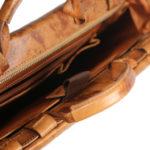 Genuine Leather Laptop Bag 2058 inside (leathermanfashion)