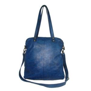 Cow Amazon Leather Handbag 2002 back (leathermanfashion)