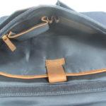 Cognac Denim Blue Satchel 2016 inside (leathermanfashion)