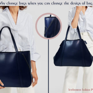 Omber Blue Tote