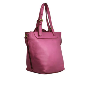 Sachet Tote For Girls B139 side (leathermanfashion)