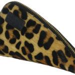 Leatherman Fashion Genuine leather hair on coin purse