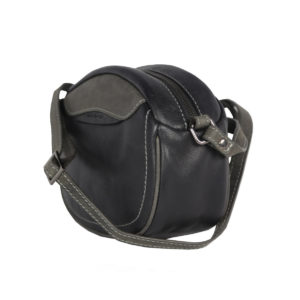 Leatherman Fashion Black Girls Sling Bag VT-216 side