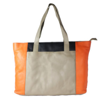 Leatherman Fashion Women Multicolor Shoulder Bag front