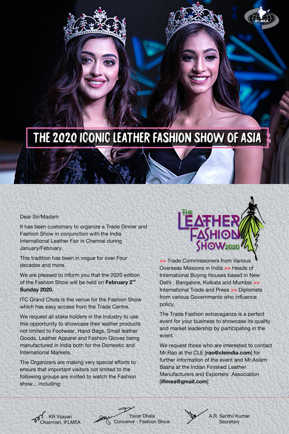 Leather Fashion Show 2020