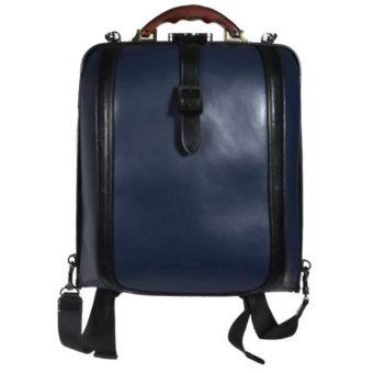 Leatherman Fashion Men & Women Blue Messenger Bag