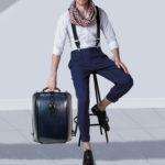 Leatherman Fashion Men & Women Blue Messenger Wooden handle Bag