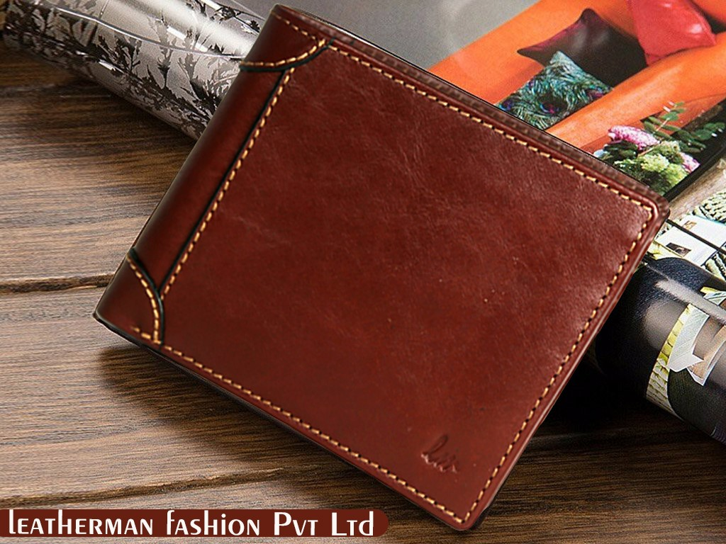 Men Small Leather Goods