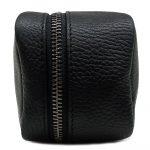 Leatherman Fashion Genuine leather black toilet kit TG2052 side