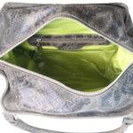 Snake Print Leather Handbag inside 11508 (12) LeathermanFashion