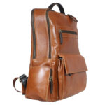 Tan Brown Backpack side1 2059 (13) leathermanfashion