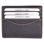 Black Card Holder and Keycase