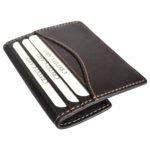 Black Card Holder and Keycase laydown