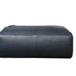 unisex navy black hand messenger bag bottom