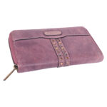 antique metal fittings wallet LMN_WALLET_GNR1144_PINK_BC5645