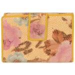 Multicolored Yellow Wallet LMN_WALLET_3681_MULTIYELLOW_BC5645