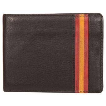 Men's Black Wallet LMN_WALLET_574_48_BLACKMULTI_BC5554_CF