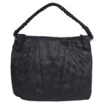 Weaved Shoulder Bag LMN_SHOULDERBAG_57527_BLACK_NOBC