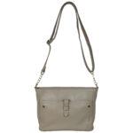 Grey Sling Bag LMN_SLING_2109_TAUPE