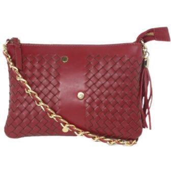Red Sling Bag LMN_SLING_MS004_RED