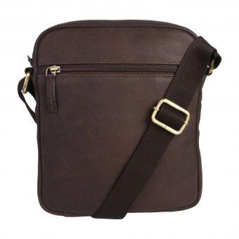 Brown Messenger Sling Bag