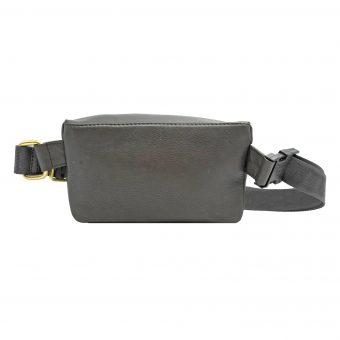 Unisex Brown Belt Bag