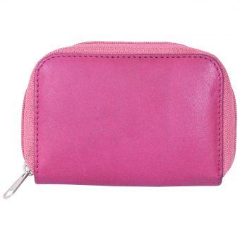 Genuine Leather Girls Pink Document Holder RT_614986
