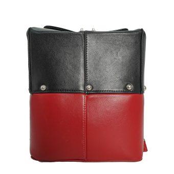 Black Red Toiletry Kit